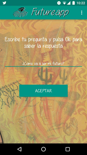 Future.app Adivinar el futuro