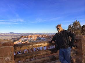 Photo: Horse man at Bryce