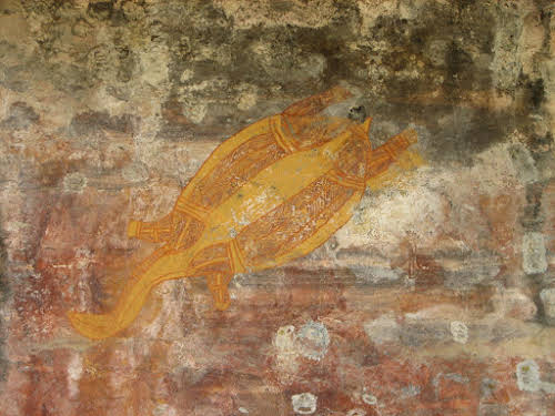 Darwin to Kakadu National Park Australia // Ubirr Rock Art