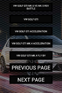 Engine sounds of Golf GTi - náhled