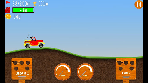 Car Racing : Hill Racing 1.1 screenshots 1