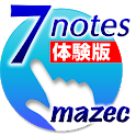 7notes with mazec-10day trial icon