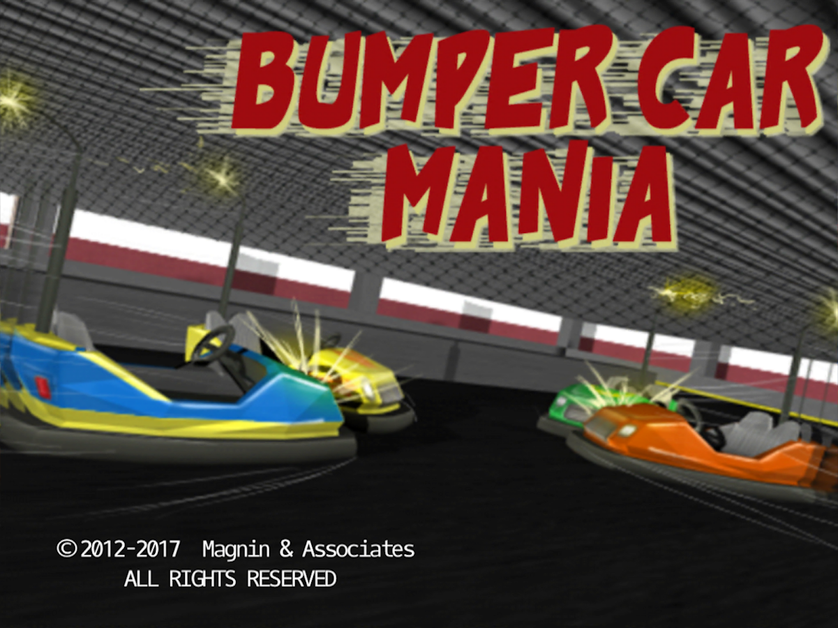 Bumper Car Mania- screenshot
