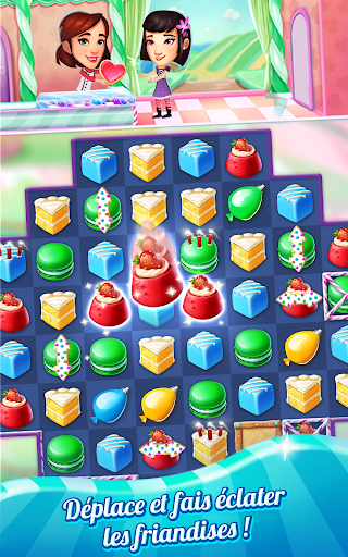 Crazy Cake Swap  captures d'écran 6