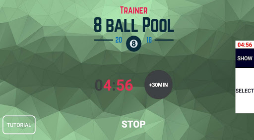 Pool Guideline Trainer 1.1 Mod screenshots 2