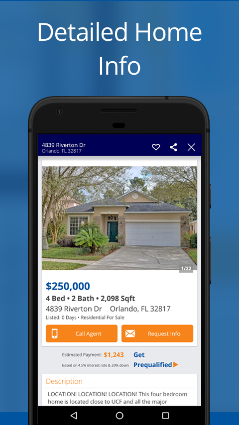 Homes.com 🏠 For Sale, Rent- screenshot