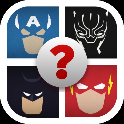 Name That Superhero - Free Trivia Game