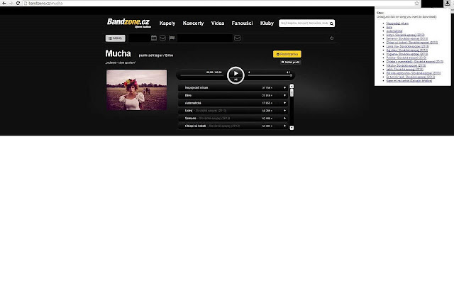 Bandzone Downloader