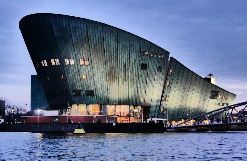 Museum of science in Amsterdam di alex_gilardi