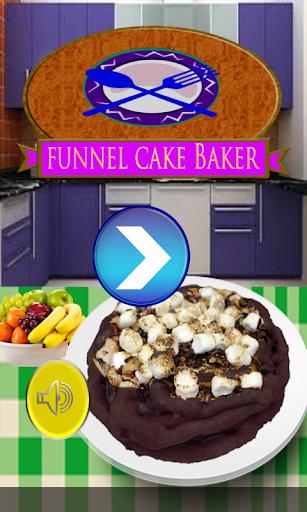 Funnel Cake Baker