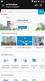 mParivahan - náhled