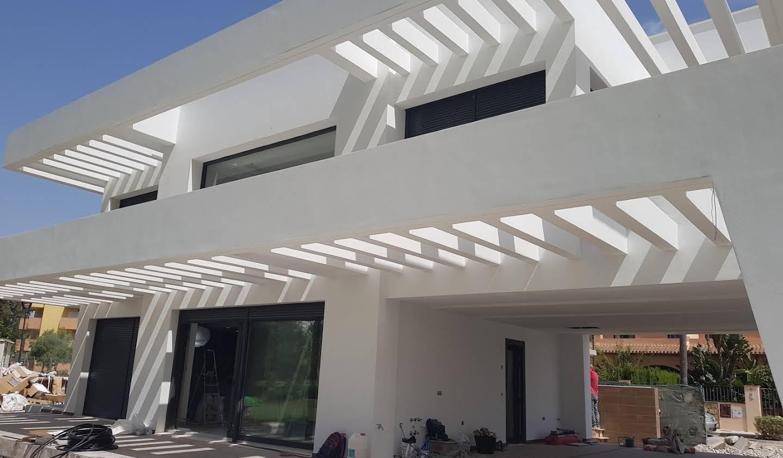 Maison avec piscine et terrasse Las Lagunas