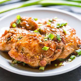 Sticky Vietnamese Caramel Chicken