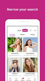 Pure Affair NSA Hookup Finder App - Hook up Dating - náhled
