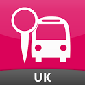 UK Bus Checker Free Live Times icon