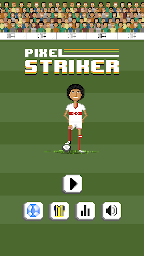 Pixel Striker screenshot 1