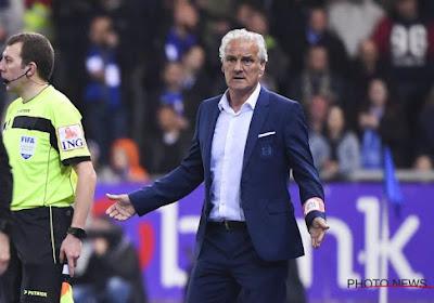Fred Rutten est clair : Anderlecht ne rêve plus du titre