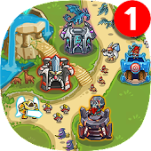 Kingdom Defense:  The War of Empires (TD Defense) icon