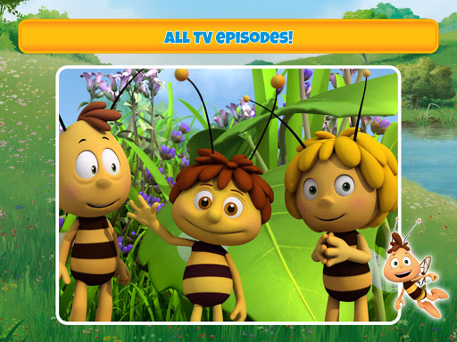 لقطات مايا النحلة 10