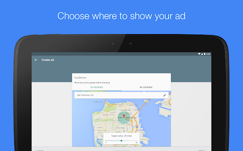 AdWords Express Screenshot 7