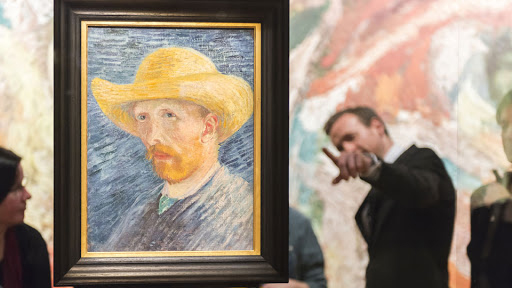 Van Gogh Museum: photo by Jan Kees Steenman