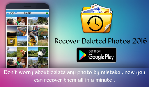 Recover Deleted Photos free screenshot 2