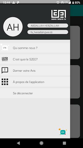 S2EE - Salon de l'Emploi de l'ESI screenshot 5