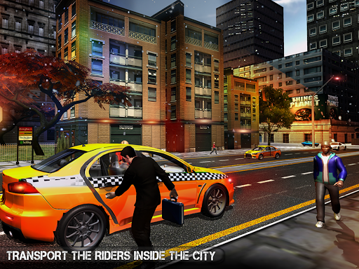 Pro TAXI Driver Crazy Car Rush 1.0.4 screenshots 15