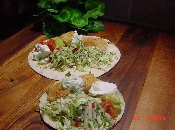Bonnie's Authentic Fish Tacos