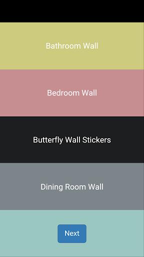 壁の装飾飾り