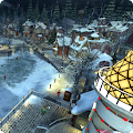 Download The Snow Village LWP APK