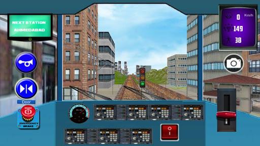 City Express Train Simulator 2021 1.5 screenshots 2