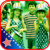 Patriotic Photo Maker USA