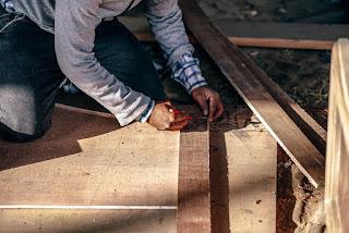 adult, blur, carpenter