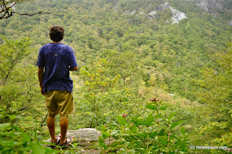 Photo: Made it to the Mountain View at Smugglers' Notch State Park