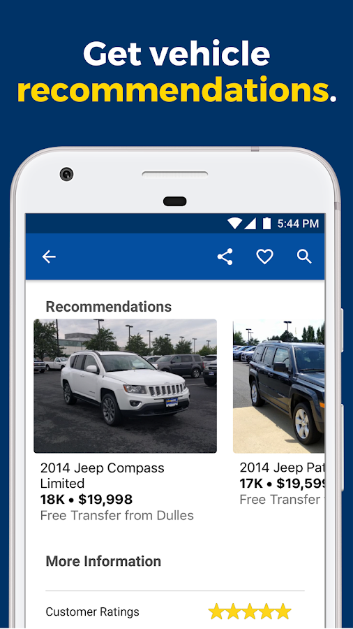 CarMax – Cars for Sale: Search Used Car Inventory- screenshot