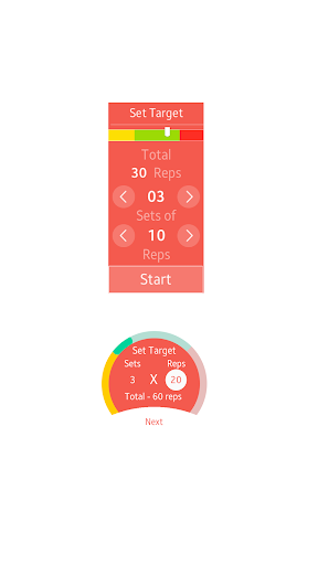 stayfit+ (gym, cardio, calorie for gear s* & fit*) screenshot 3