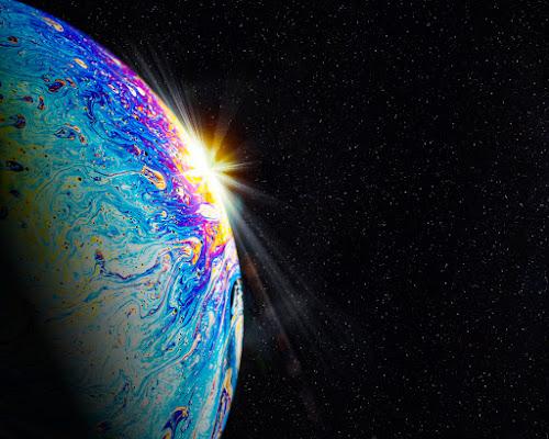 """""""bolle"""" all'alba di un nuovo mondo.... di alagnol"""