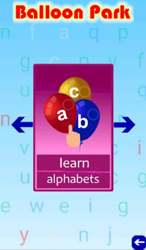 ud83cudf88Balloon Park - Learn English Alphabets & Numbers android2mod screenshots 3