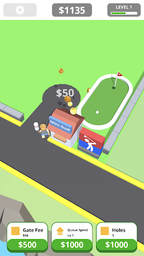 Mini Golf - screenshot
