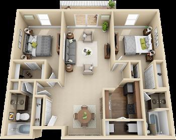 Go to 2F Floorplan page.