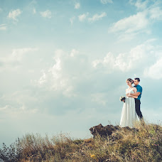 Wedding photographer Andrey Teterin (Palych). Photo of 02.08.2016