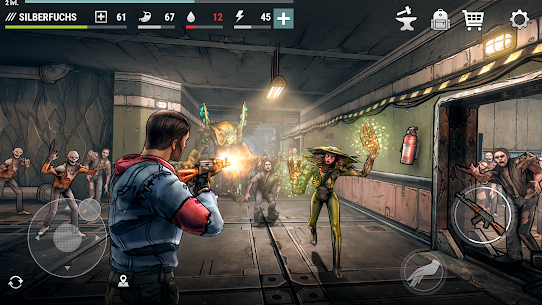 Dark Days: Zombie Survival Apk Download For Android 4