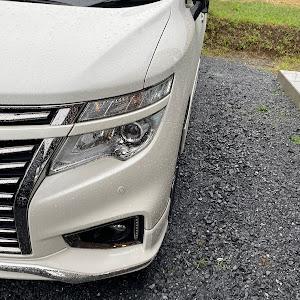 エルグランド TNE52 2019年250 highway STAR premium urban Chromのカスタム事例画像 tatsuya0044さんの2021年10月02日23:35の投稿