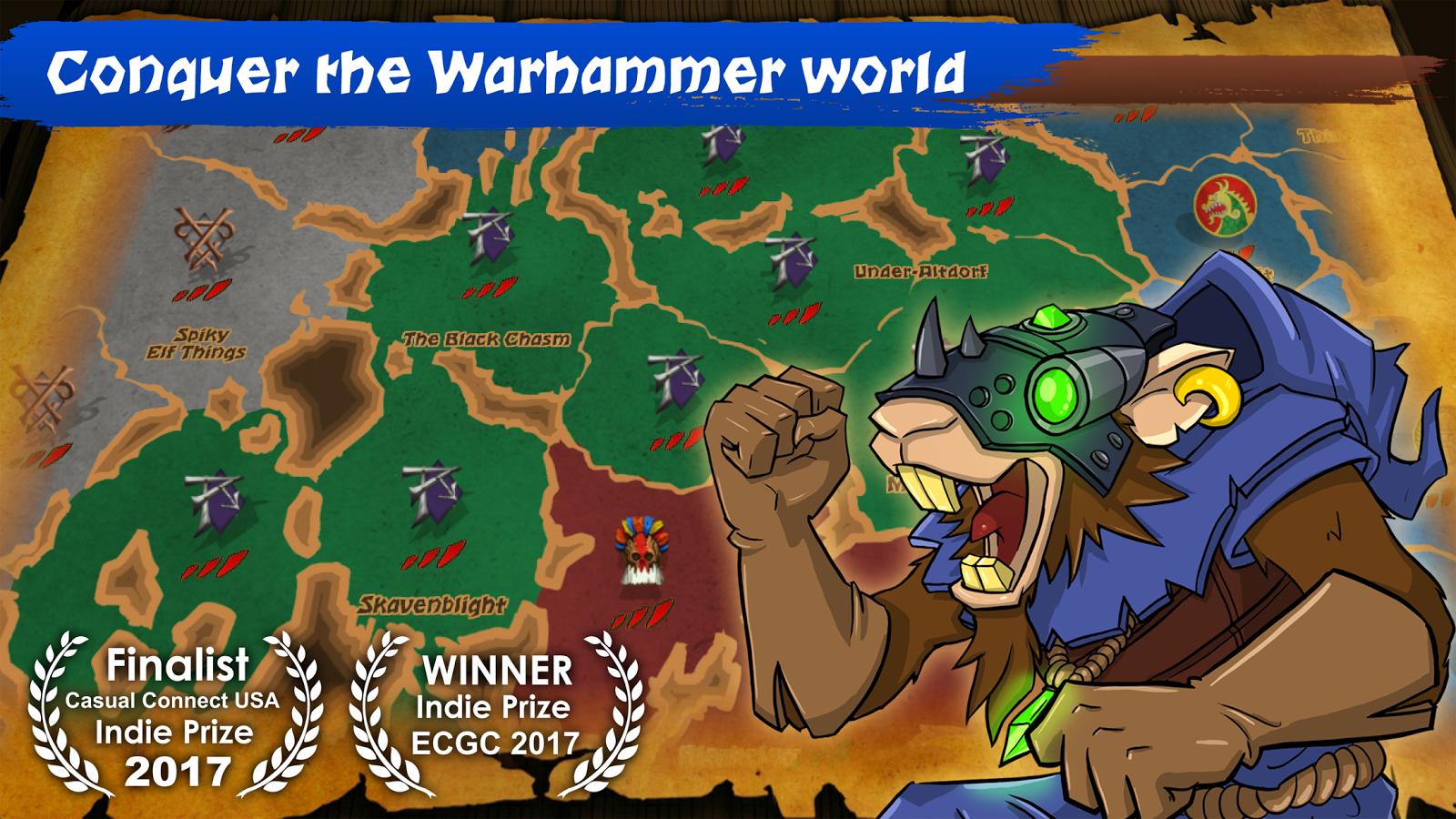 Warhammer: Doomwheel– captură de ecran