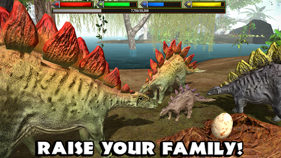 Ultimate Dinosaur Simulator- screenshot thumbnail