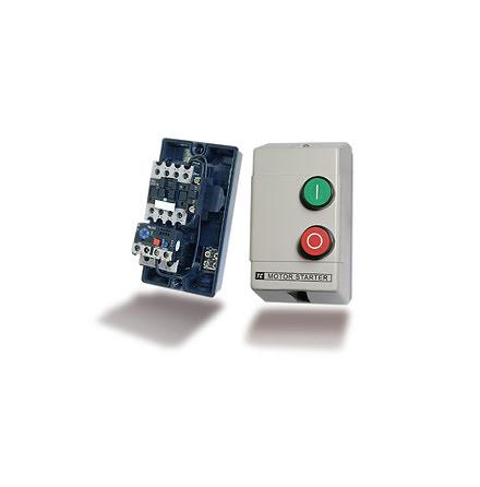 Kontaktormotorskydd 1,0-1,6 A