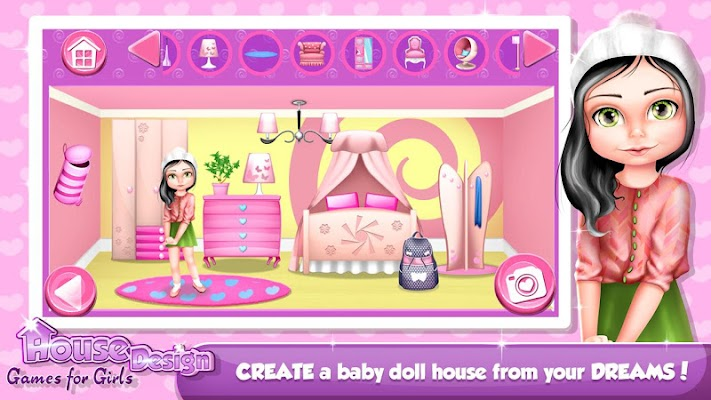 House Design and Decoration Games - screenshot