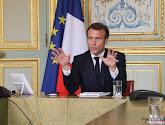 Emmanuel Macron veut jouer un match caritatif