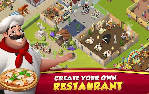 World Chef MOD Apk 1.34.18 6